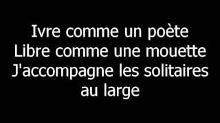 Zaho - Tourner La Page - Paroles