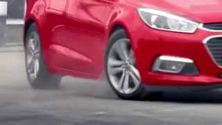 getlinkyoutube.com-Chevrolet Cruze 2016 New Challenge commercial (china)