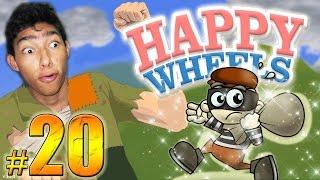 getlinkyoutube.com-EL GRAN ESCAPE !! - Happy Wheels: Episodio 20 | Fernanfloo