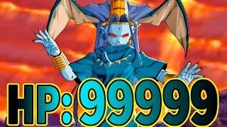 【HP99999の最強スカウターボス超六星龍を最強のかめはめ波×2で地獄に送ってみた!!】 ドラゴンボールヒーローズ アルティメットミッション2【DBH/UM2】VS Oceanus Shenron