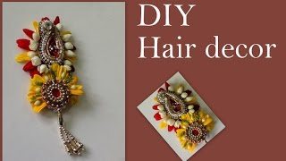getlinkyoutube.com-DIY Hair Decor