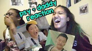 PSY - DADDY(feat. CL of 2NE1) M-V REACTION (Nightmare Inducing)