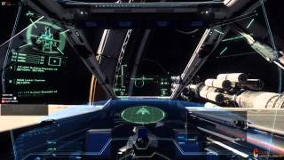 getlinkyoutube.com-Star Citizen 2.0 PTU - Retaliator Hunter 60fps