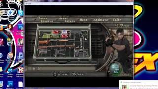 getlinkyoutube.com-Como jugar resident evil 4 para pc (Mejorado)