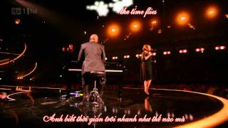 getlinkyoutube.com-{Vietsub + Kara} Someone Like You - Adele (Brit Awards 2011) HD live