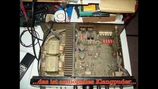 Denon 925r Ressurection/Reparatur