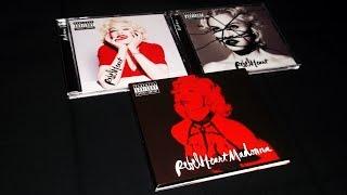 """getlinkyoutube.com-UNBOXING: """"Rebel Heart"""" de Madonna"""