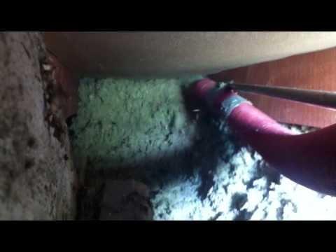 Piebūves bēniņu siltināšana ar Paroc BLT-3