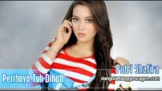 PERIHNYA TUH DISINI - PUTRI SHAVIRA karaoke dangdut (Tanpa vokal) cover