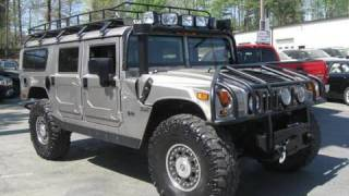 getlinkyoutube.com-2006 Hummer H1 Alpha Passenger Wagon Start Up, Exhaust, and In Depth Tour