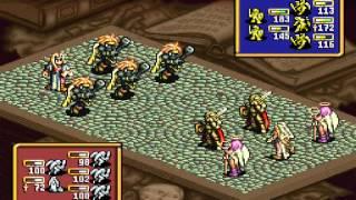 Let's Play Ogre Battle - March of the Black Queen - Ep 16 Shangrila