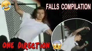 One Direction - Falls / Caídas (Compilation)