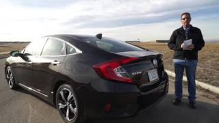 getlinkyoutube.com-2016 Honda Civic Touring