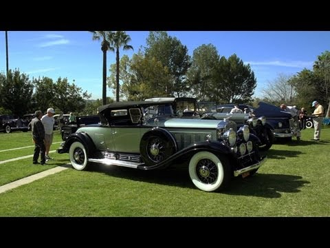 Classic Car Club of America 61st Annual Meeting-Part 1 - Jay Leno's Garage