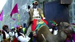 getlinkyoutube.com-Pamplona abre sus puertas a los Reyes Magos
