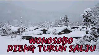 FENOMENA hujan salju di DIENG suhu mencapai 1 derajat width=