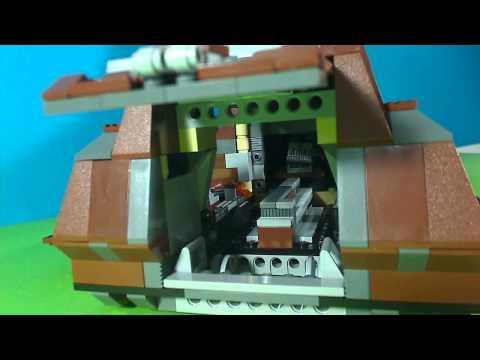 LEGO TRADE FEDERATION MTT 7662