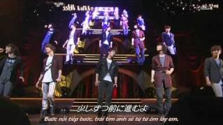 getlinkyoutube.com-[Vietsub+Kara] 20100630 SHINee - Stand by Me
