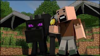 getlinkyoutube.com-Minecraft 1.9: REVIVA O ENDER DRAGON | ADEUS MAÇÃ DO NOTCH | END CRYSTAL