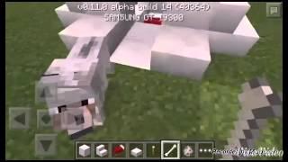 getlinkyoutube.com-cara buat rumah anjing di minecraft pe
