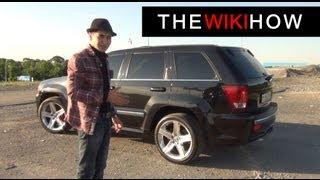 getlinkyoutube.com-Тюнинг Тайм: Jeep Grand Cherokee SRT8 420 л.с.