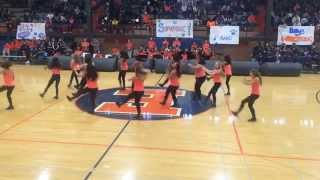 getlinkyoutube.com-Varsity PomKits Pep Rally 2015 ft. DLow