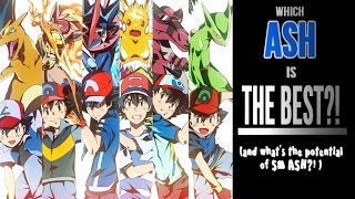 ☆WHICH VERSION OF ASH IS THE BEST?!// Pokemon Anime Discussion☆