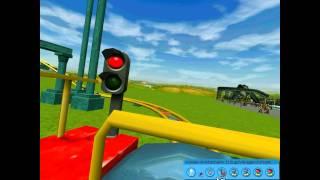 getlinkyoutube.com-Let's Play Rollercoaster Tycoon 3 Deutsch Der Kirmes Park Part 9 mit Rekommandeur