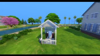 getlinkyoutube.com-The Sims 4 House Building  2x3 Tiny House Full objects