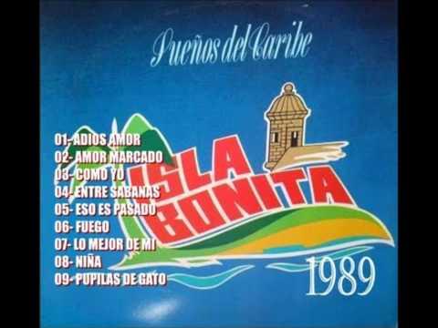 Amor Marcado de Orquesta Isla Bonita Letra y Video