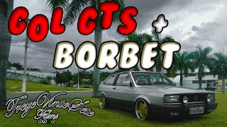 getlinkyoutube.com-GOL GTS + BORBET 17"