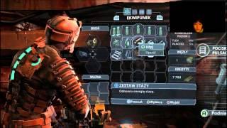 getlinkyoutube.com-Nocne zagrajmy w Dead Space #7 - Rozpruwaczka mutantów! - Obrotowa maszyna śmierci!