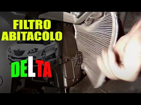 Где находится у Lancia Dedra воздушный фильтр