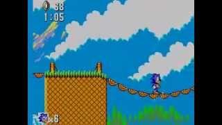 getlinkyoutube.com-Sonic the Hedgehog (Master System) - walkthrough
