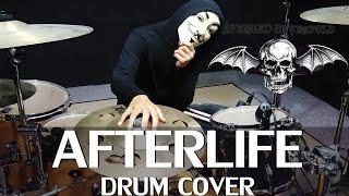 getlinkyoutube.com-Afterlife - Avenged Sevenfold - Drum Cover - Wayan (Ixora)