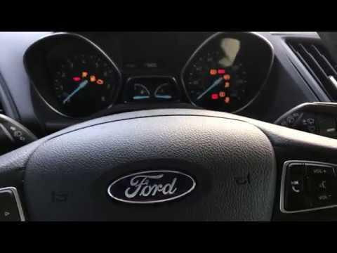 2018 Ford Escape seatbelt chime disable