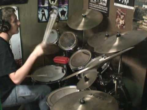 Lamb of god Redneck Drum cover -e2YOhBeLDvo