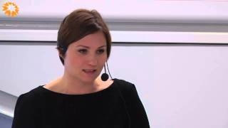 Branschforum - Therese Marttila, sektionschef på Arbetsförmedlingen Värnamo