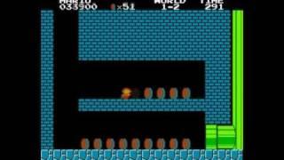 getlinkyoutube.com-Game In Reverse: Super Mario Bros.