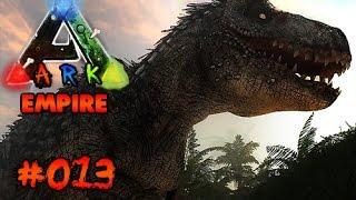 getlinkyoutube.com-ARK Empire #013 Ultra Rex zähmen ?! [Deutsch/HD]