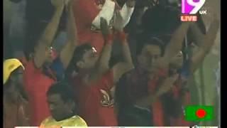 getlinkyoutube.com-Dhaka Gladiators Vs Rangpur Riders BPL 2013 1st Innings Highlights Match 28