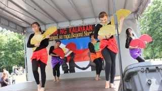Pamaypay-Dance