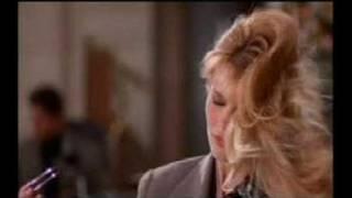 getlinkyoutube.com-Claudia Schiffer (as Jane Bond) Lets Her Blonde Hair Down