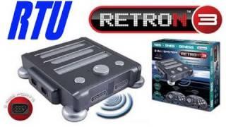 """getlinkyoutube.com-ReviewTechUSA's Hyperkin """"RetroN 3″ Console Review"""