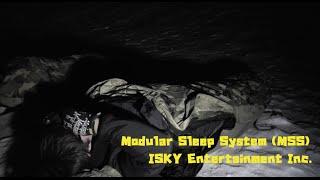getlinkyoutube.com-【米軍実物】雪山で検証!ゴアテックスカバー付き 寝袋4点セット MODULAR SLEEP SYSTEM(MSS) 【-34.4℃】
