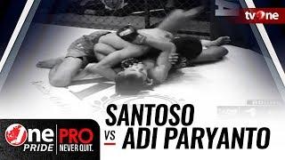Santoso vs Adi Paryanto - One Pride MMA
