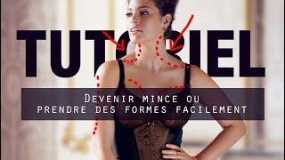 """getlinkyoutube.com-""""TUTO PHOTOSHOP"""" Maigrir (mincir) et embellir un modèle sur Photoshop (dilater et contracter)"""