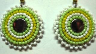getlinkyoutube.com-Native Beadwork