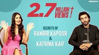 MensXP: What's On Your Phone With Ranbir Kapoor & Katrina Kaif width=