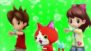 getlinkyoutube.com-Yo-kai Exercise No. 1 | Yo-kai Watch | Disney XD